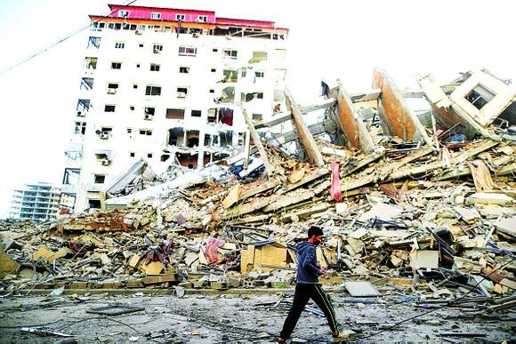 Căng thẳng Israel - Palestine: Nguy cơ cuộc chiến toàn diện ảnh 1