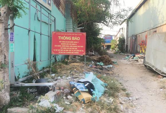 Lãng phí nhà, đất công do phường xã quản lý ảnh 1