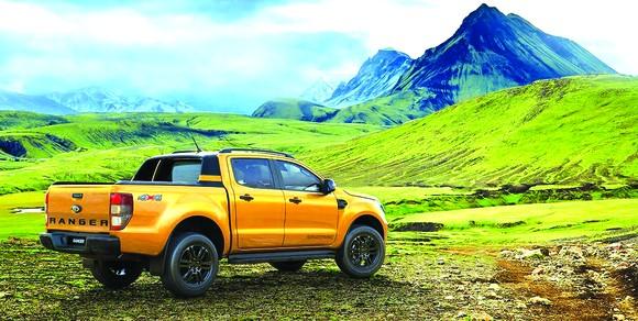 Ford Ranger và Everest giữ vững phong độ quý I, tiếp tục dẫn đầu các phân khúc tương ứng trong tháng 4-2021 ảnh 2