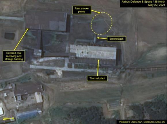 Nghi vấn Triều Tiên tiếp tục các hoạt động tại khu Yongbyon ảnh 1