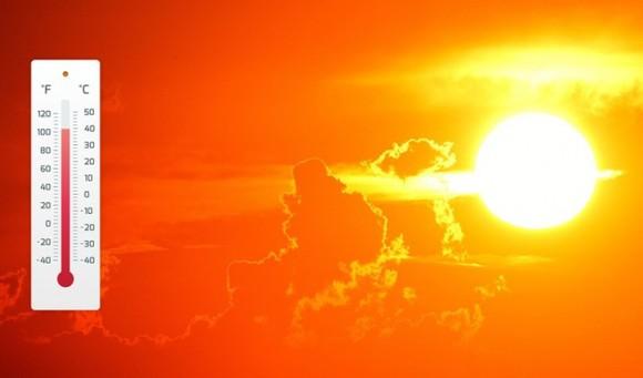 Bức xạ tia cực tím gây hại rất cao ở TPHCM và Cà Mau
