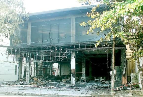 Điều tra nguyên nhân vụ cháy khiến 6 người thiệt mạng  ảnh 1