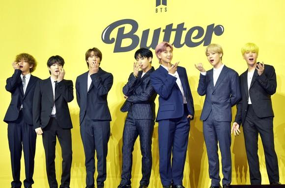 BTS tiếp tục lập kỷ lục với ca khúc Butter