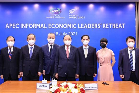 APEC bàn giải pháp đẩy nhanh phục hồi kinh tế ảnh 1
