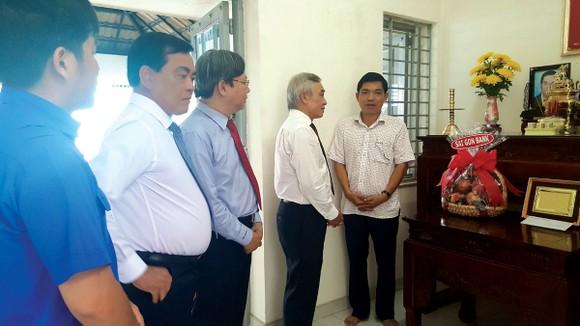 Saigonbank tri ân các cựu lãnh đạo của ngân hàng