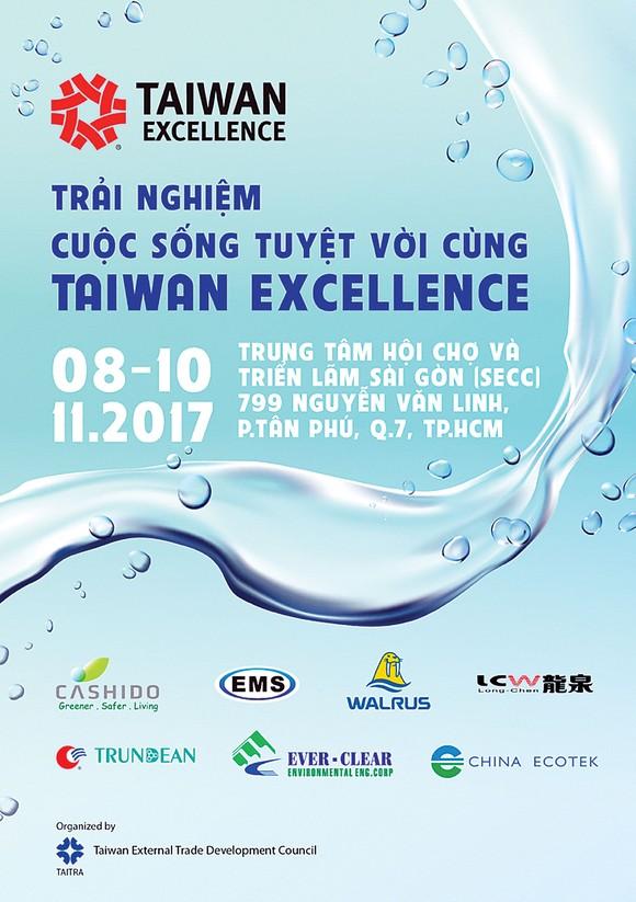 Taiwan Excellence tại Vietwater 2017: Hội tụ những giải pháp hàng đầu ngành nước nhờ lợi thế CNTT và IoT...  ảnh 1