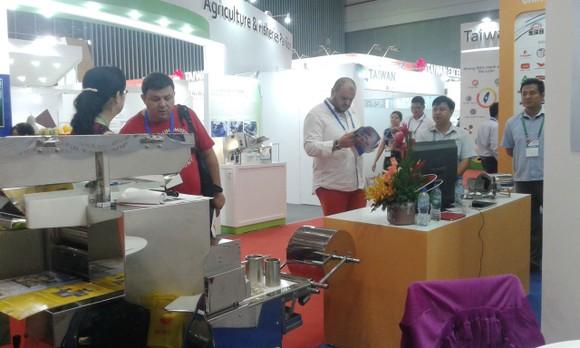 展覽吸引國內外業者的關注。