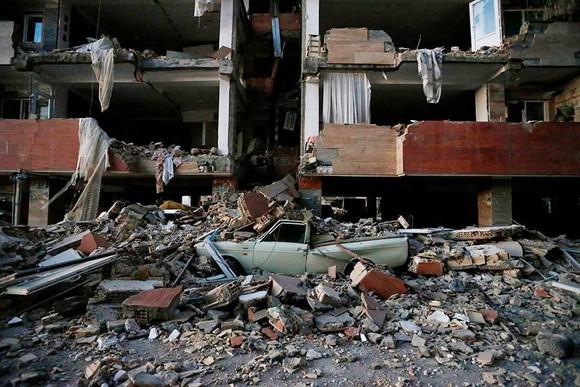 伊朗與伊拉克邊境地區發生7.3級強震,已經造成至少530多人罹難、超過8000人受傷。(圖源:Getty Images)