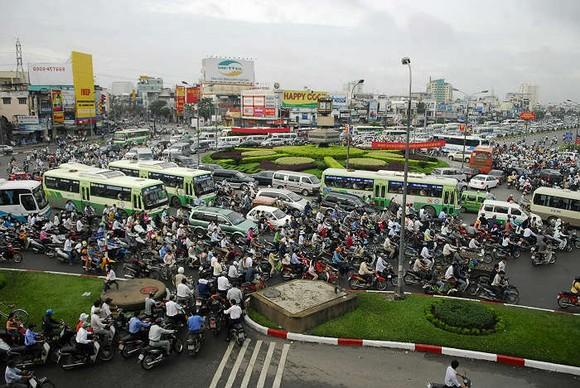 堵塞是本市交通正面臨的挑戰之一。
