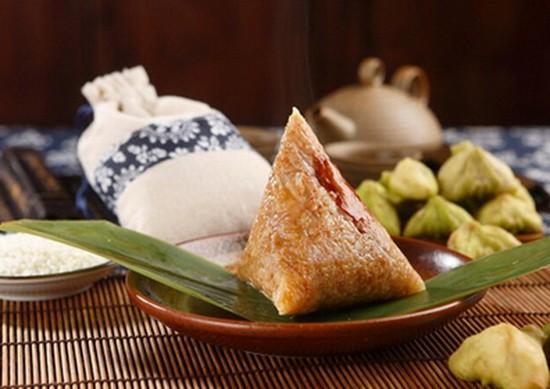 5種水果配吃粽子助消化。(示意圖源:互聯網)