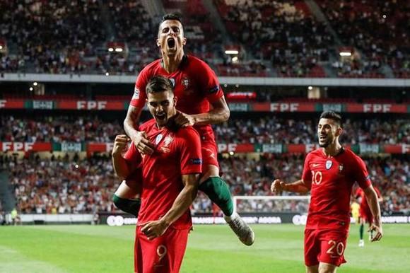 葡萄牙主場1比0力擒意大利。