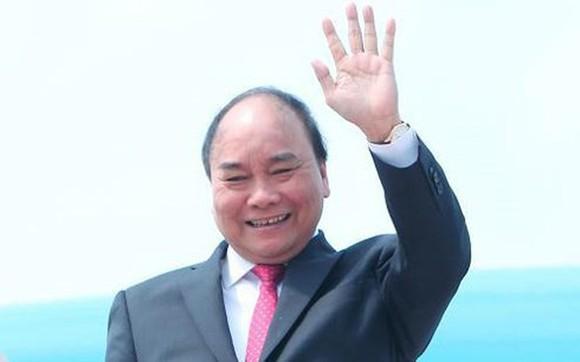 政府總理阮春福將於下月4至5日出席首屆中國國際進口博覽會。(圖源:越通社)