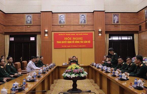 會議現場一瞥。(圖源:Chinhphu.vn)