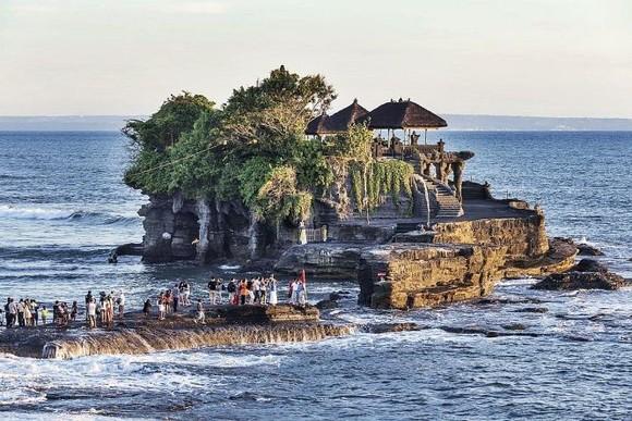 印尼著名旅遊勝地巴厘島準備對外國遊客徵收10美元的旅遊稅。(圖源:互聯網)