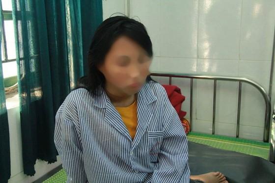 遭同學欺凌的女生日前已入住醫院接受治療。(圖源:輝清)