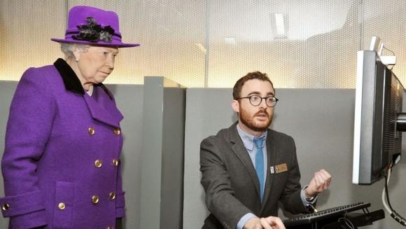 英王室聘人管理社交媒體。(圖源:互聯網)