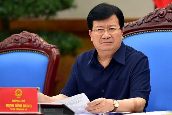 政府副總理鄭廷勇。(圖源:互聯網)