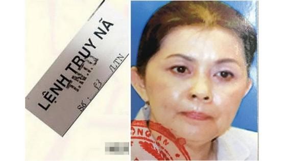被公安部發佈通緝令的犯罪嫌疑人陶氏香蘭。(圖源:木棉)