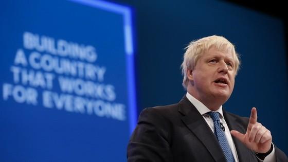 英國首相約翰遜。(圖源:PA Images)