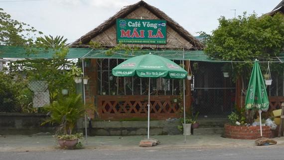案發的咖啡店。(圖源:英明)