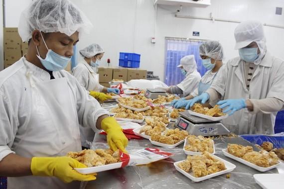 我國食品加工行業吸引許多外商投資。(圖源:田升)