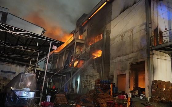 火警現場。(圖源:福俊)