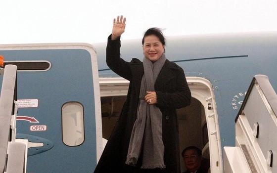 國會主席阮氏金銀將率領越南國會高級代表團從本月12至14日正式訪問白俄羅斯共和國。(圖源:VOV)