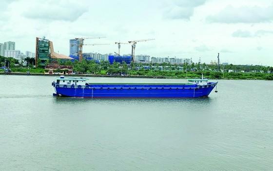 屬於同奈河流域的西貢河段。