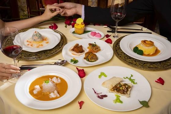 龍朝軒酒店推介6款廣東應節美食。(圖源:The Reverie Saigon)