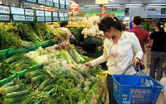 無公害農產品受消費者喜愛。(圖源:互聯網)