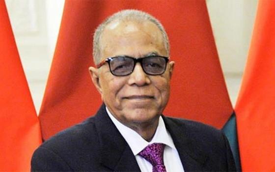 孟加拉人民共和國總統阿卜杜勒‧哈米德。(圖源:互聯網)