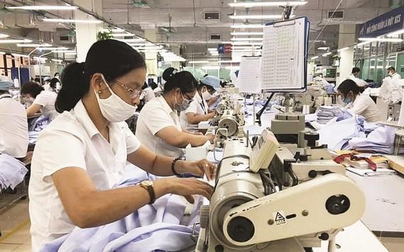 新冠肺炎疫情複雜多變,導致紡織品成衣領域將難以達到41億至42億美元的今年既定計劃。(示意圖源:互聯網)