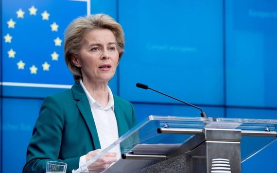 歐盟委員會主席馮德萊恩。(圖源:P.A)