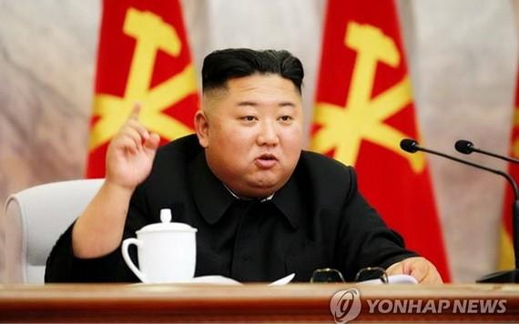 朝鮮國務委員會委員長金正恩。(圖源:韓聯社)