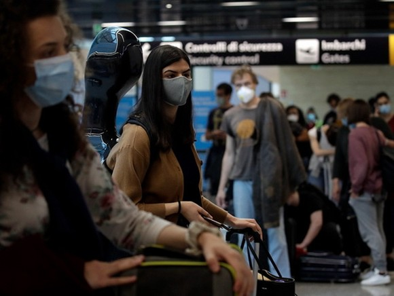 德國將取消針對歐盟絕大部分成員國的旅遊警告。(圖源:AP)
