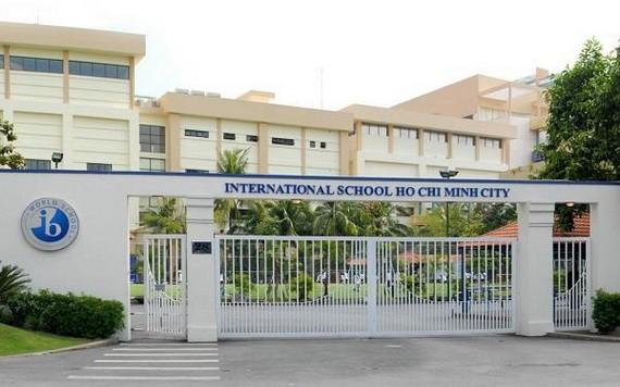 圖為胡志明市國際學校。