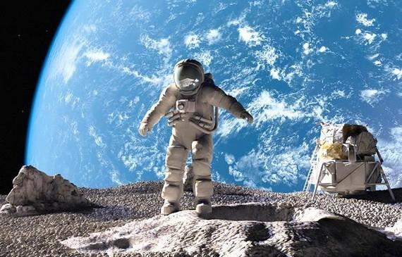 1969年7月20日,阿波羅11 號登月艙成功登陸月球。(圖源:NASA)