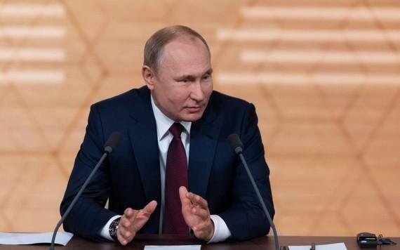 俄羅斯總統普京。(圖源:IANS)