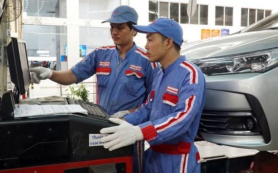 勞動者是需要貸款以提高職技的對象。(圖源:直言)