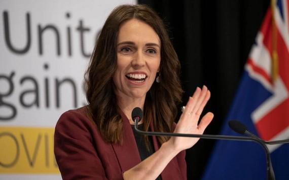新西蘭總理阿德恩。(圖源:Getty Images)