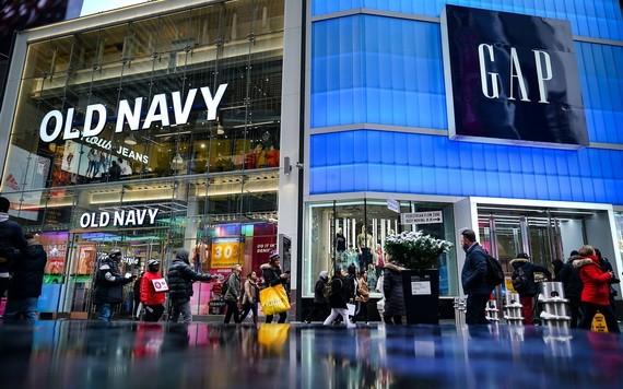 Gap Inc.集團旗下座擁Gap和Old Navy等服飾品牌。(圖源:互聯網)