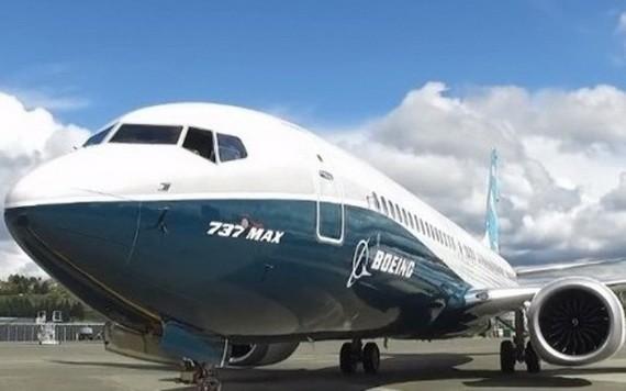 波音 737 MAX客機。(圖源:互聯網)
