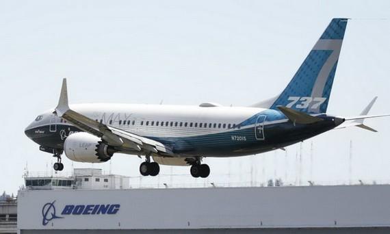 波音737 MAX 客機。(圖源:互聯網)