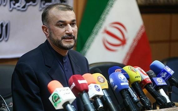 伊朗議長國際事務助理阿卜杜拉希安。(圖源:Getty Images)