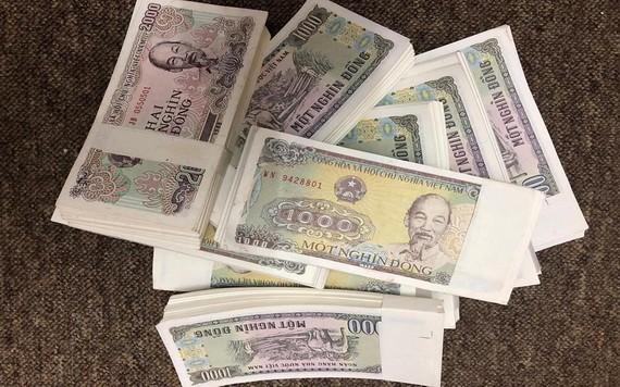 圖為小面值紙幣1000、2000元。(圖源:珍何)