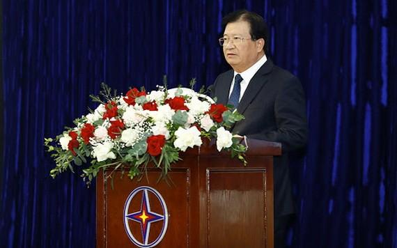 政府副總理鄭廷勇。(圖源:玉俊)