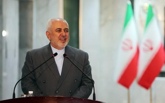 伊朗外交部長扎里夫。(圖源:互聯網)