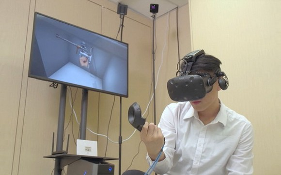 虛擬實境技術提升培訓效率