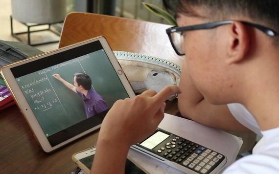 線上學習。(示意圖源:互聯網)
