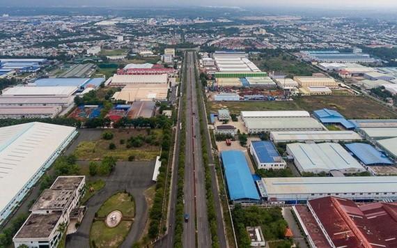 高速公路的開闢將為兩省的社會經濟發展做出貢獻。圖為平福工業區一瞥。(圖源:VOV)